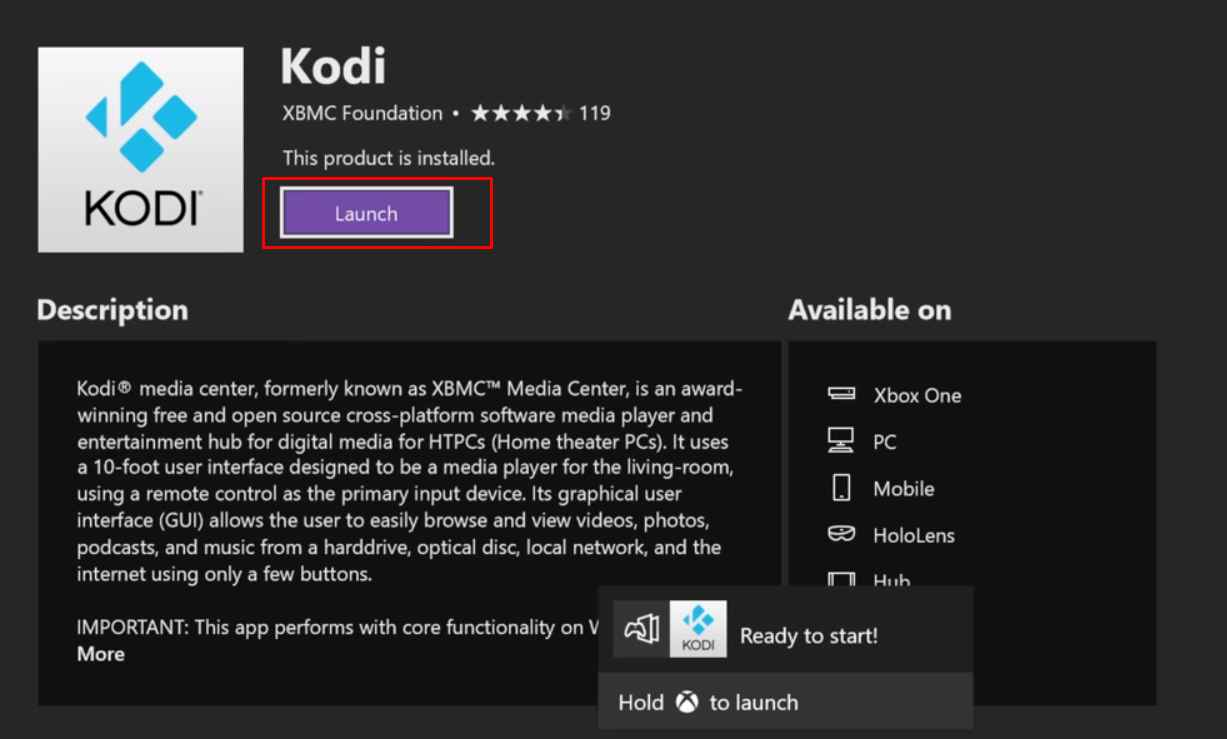How to install Kodi on Xbox one and Xbox 360 + Best Addons List